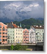 Innsbruck Metal Print