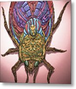 Insect Metal Print by Oliver Betsch