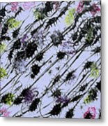 Insects Loathing - Original Metal Print