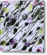 Insects Loathing - V1db100 Metal Print