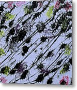 Insects Loathing - V1lle30 Metal Print