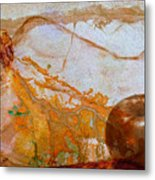 Insertion Or Extraction  Metal Print