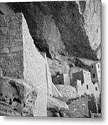Inside Cliff Palace #2 Metal Print