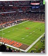 Inside First Energy Metal Print