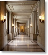 Inside Government Metal Print