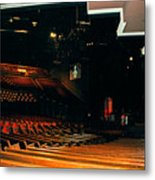Inside Grand Ole Opry Nashville Metal Print
