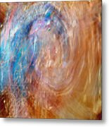 Inside My Head Metal Print