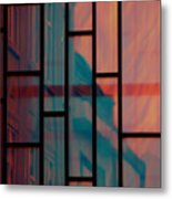 Inside Or Out Metal Print
