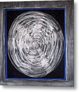Inside Out Metal Print by Carol Reed