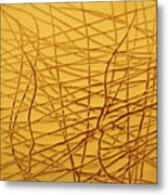 Insights - Tile Metal Print