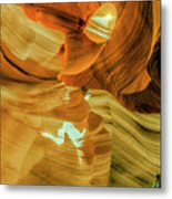 Insignificance Of Man Metal Print