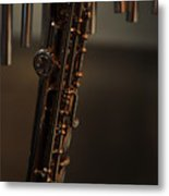 Instrument Of Piece Metal Print