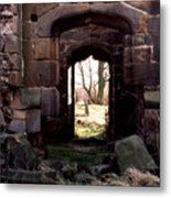 Interesting Architecture Metal Print