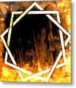 Interlocutor Metal Print