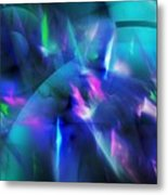 Internal Demons 2 Metal Print