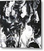 Internal Dialogue Metal Print