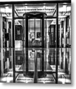 International Center Of Photography, Nyc Metal Print