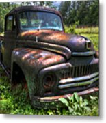 International L120 Metal Print