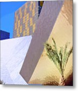 Intersection Number One Las Vegas Metal Print