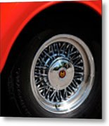 Into Summer Metal Print by Ron Hoggard