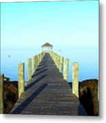 Into The Blue 5 3116 Metal Print