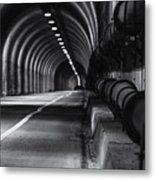 Into The Headlands Metal Print