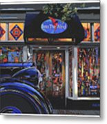 Into The Wind ... Packard Metal Print