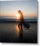 Introspection Metal Print