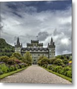 Inveray Castle Metal Print