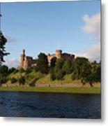 Inverness Castle Metal Print