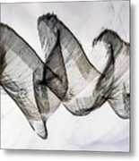 Inverted Reflection Abstract 403 Metal Print