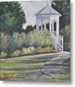 Invitation At Laurel Arts Metal Print