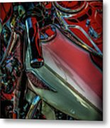 Invitation To Ride 1492 H_2 Metal Print