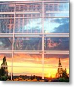 Involved With The World Metal Print