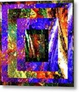 Inward Focus  Metal Print