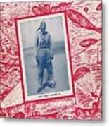 Inwood Chatter, 1943 Metal Print