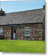 Iona Gallery And Pottery Metal Print