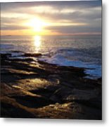 Ipswich Bay Delight Metal Print