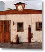 Iquique Chile Cantina Metal Print
