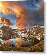 Ireland Lake Sunrise - Yosemite Metal Print