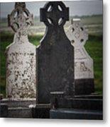 Irish Cemetery P7010429 Metal Print
