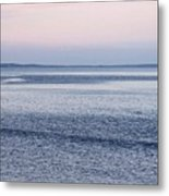 Irish Coast Metal Print