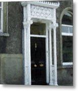 Irish Solicitors Door Metal Print