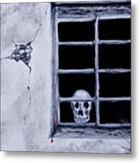 Is There Anybody Out There Metal Print