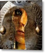 Is There Life Out There? Metal Print