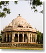 Isa Khan Tomb Burial Sites Metal Print