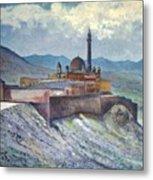 Ishak Pasa Palace Dogubayarzit Anatolia Turkey 2006  Metal Print