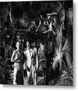 Island Of Lost Souls 1932 Leila Hyams Richard Arlen Kathleen Bur Metal Print