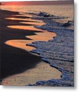 Island Sunrise Metal Print