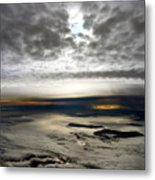 Islands In The Clouds Metal Print